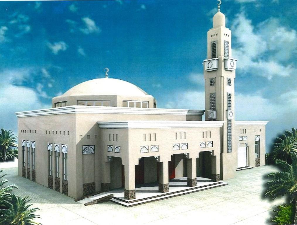 """Résultat de recherche d'images pour """"مسجد ضخم ب5.5 مليار"""""""